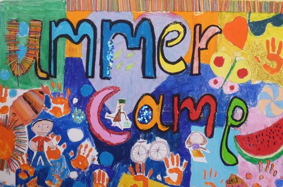 English and Sports Summer Camp