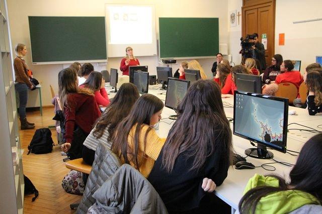1st CSE Erasmus+ Let's Build Europe Together