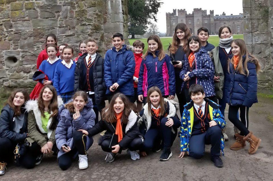 Μια αξέχαστη Βιωματική Εμπειρία στη Σκωτία