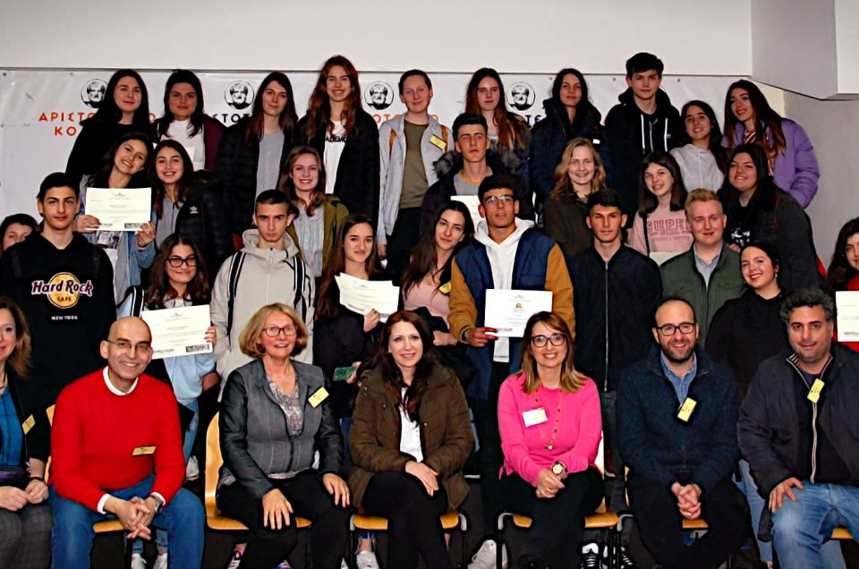 Η ευρωπαϊκή διάσταση της επιχειρηματικότητας μέσα από το πρόγραμμα Erasmus+.