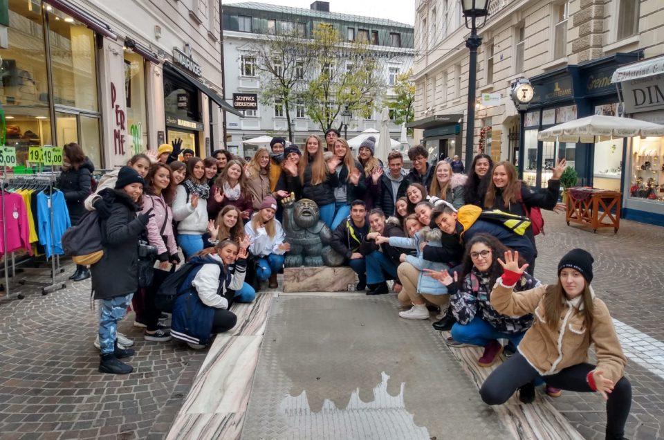 ERASMUS+: Ενωμένοι κατά του bullying