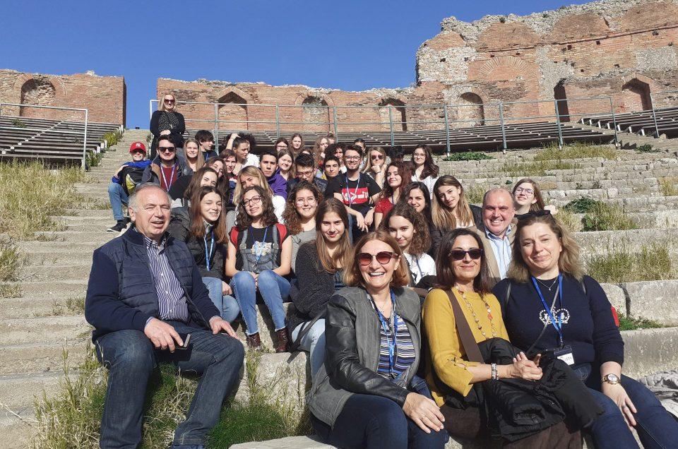 Με το Erasmus+ στην Κατάνια της Σικελίας